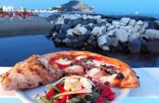 La pizza al Capo Blanco