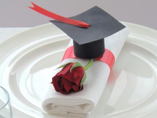 Allestimento per feste di laurea